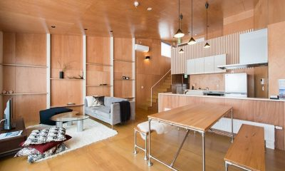 Heiwa Lodge Living And Dining Area | St Moritz, Niseko