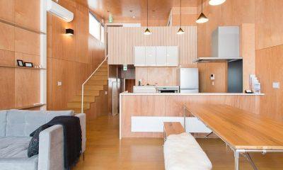 Heiwa Lodge Dining Area | St Moritz, Niseko