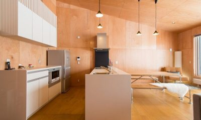 Heiwa Lodge Kitchen | St Moritz, Niseko