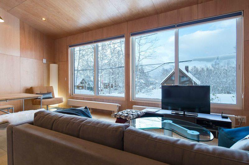 Heiwa Lodge Living Pavilion | St Moritz, Niseko