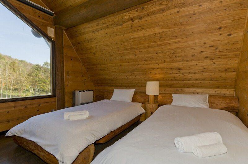 Jindabyne Lodge Bedroom | Hirafu Izumikyo 1 Village, Niseko