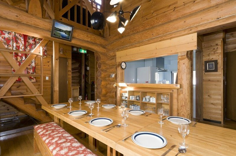 Jindabyne Lodge Dining Room | Hirafu Izumikyo 1 Village, Niseko
