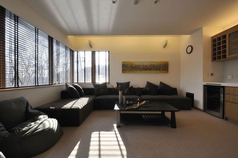 Kasetsu Living Room | Lower Hirafu Village, Niseko