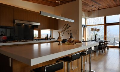Kasetsu Dining and Kitchen Area | Hirafu, Niseko