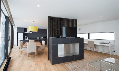 Kawasemi Residence Dining And Kitchen | Lower Hirafu Village, Niseko