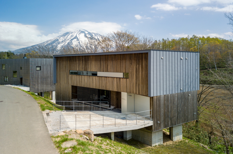Kawasemi Residence Building | Hirafu, Niseko