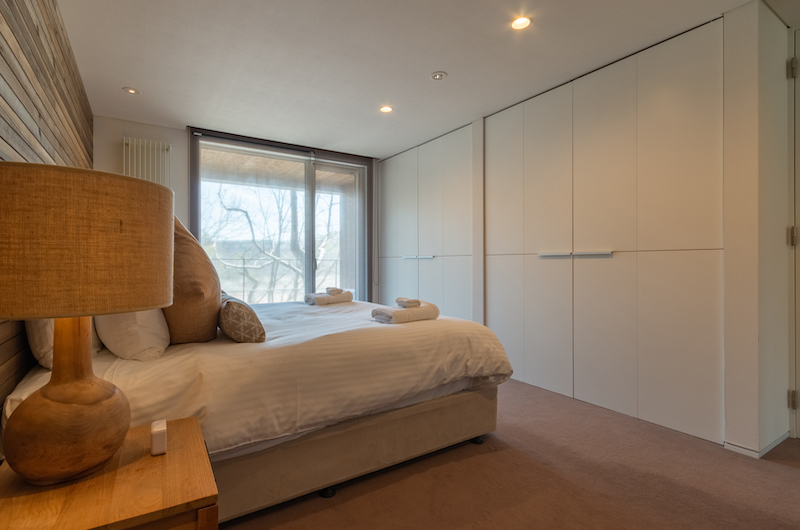 Kawasemi Residence Spacious Bedroom Area | Hirafu, Niseko