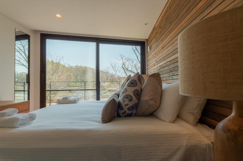 Kawasemi Residence Bedroom One | Hirafu, Niseko