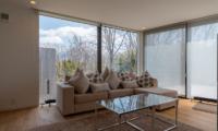 Kawasemi Residence Seating | Hirafu, Niseko