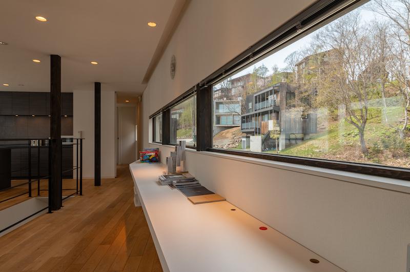 Kawasemi Residence Table | Hirafu, Niseko