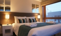 Kon M 3br Chalet Bedroom | Middle Hirafu Village, Niseko