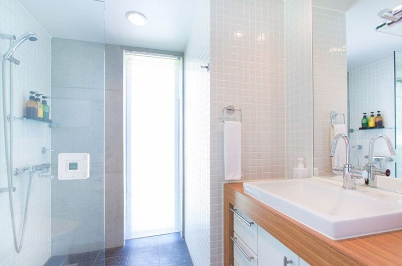 Kon M 3br Chalet Bathroom | Middle Hirafu Village, Niseko