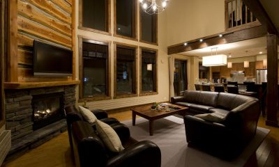 Latitude 42 Living Room | Lower Hirafu Village, Niseko