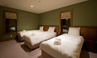 Latitude 42 Single Beds | Hirafu, Niseko