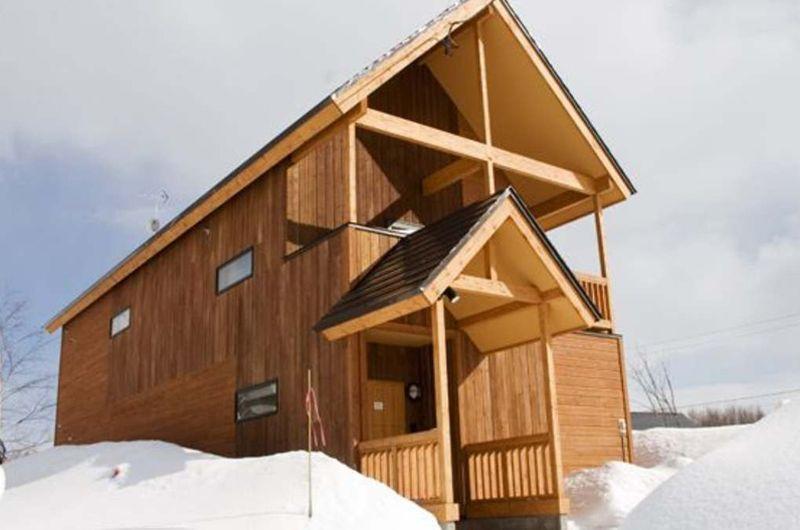 Mashu Exterior | Hirafu St Moritz, Niseko