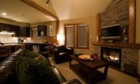 Niseko Creekside Living Room | Hirafu Izumikyo 1, Niseko