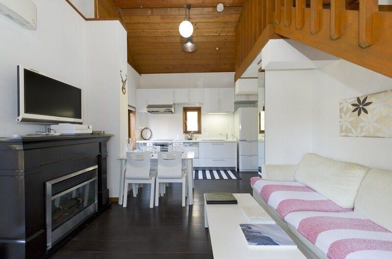 Nupuri Cottage Living Room | Lower Hirafu Village, Niseko