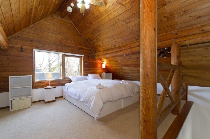 Nupuri Cottage Bedroom | Lower Hirafu Village, Niseko