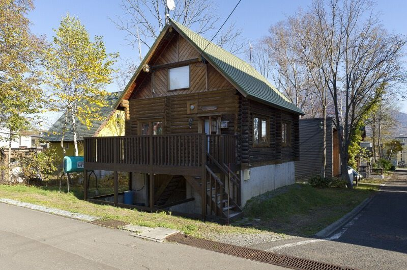 Nupuri Cottage Exterior | Lower Hirafu Village, Niseko