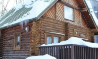 Nupuri Cottage Outdoor View | Lower Hirafu Village, Niseko