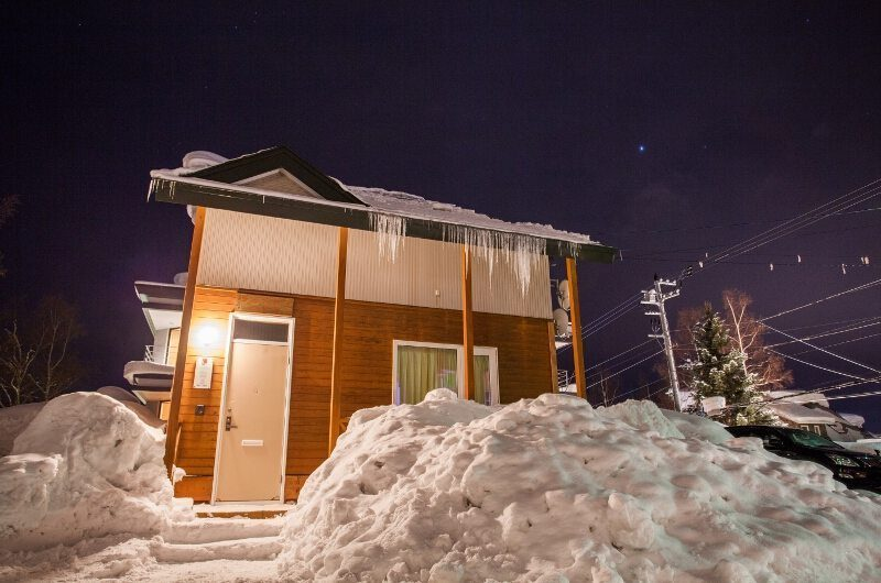 Powder Cottage Exterior | Middle Hirafu Village, Niseko