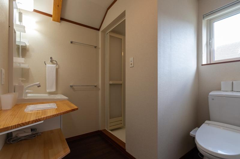 Powder Cottage Bathroom Two | Hirafu, Niseko