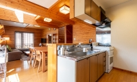 Powder Cottage Kitchen Area | Hirafu, Niseko