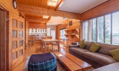 Powder Cottage Family Area | Hirafu, Niseko