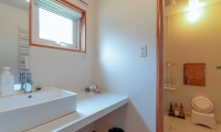 Powder Cottage Bathroom One Area | Hirafu, Niseko