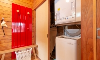 Powder Cottage Laundry Area | Hirafu, Niseko