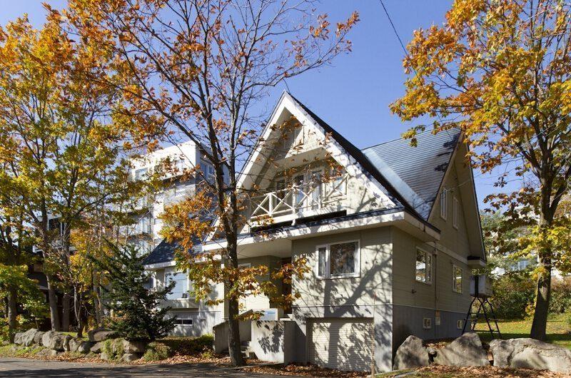 Powderhound Lodge Exterior | Upper Hirafu Village, Niseko