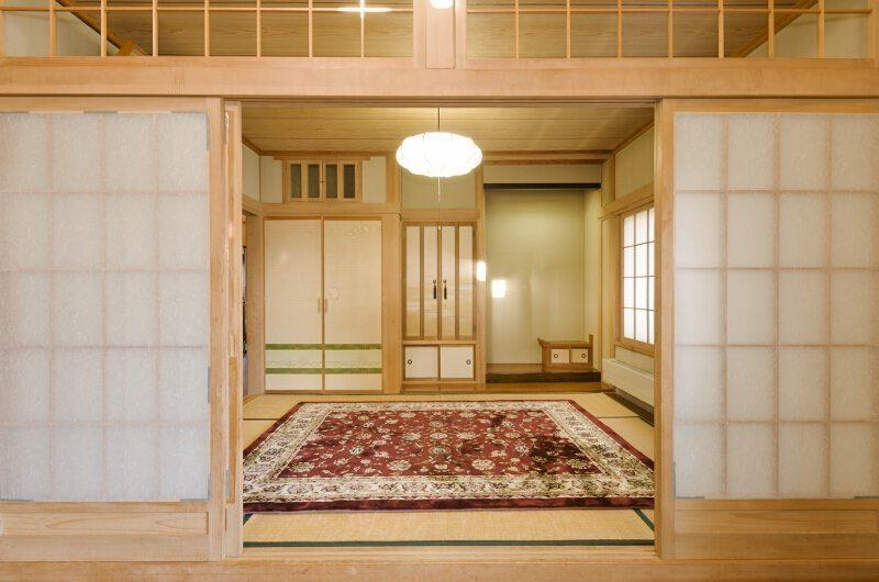 Powderhound Lodge Tatami Room | Upper Hirafu Village, Niseko