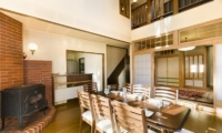 Powderhound Lodge Dining Area | Upper Hirafu Village, Niseko