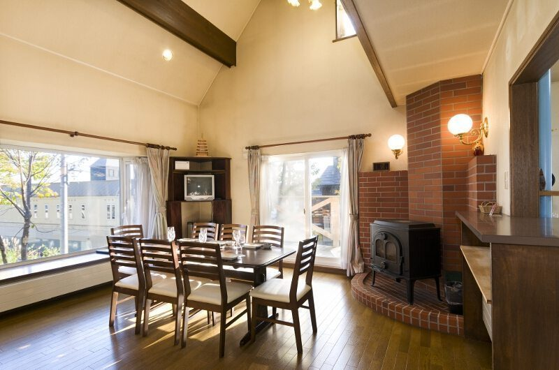 Powderhound Lodge Dining Room | Upper Hirafu Village, Niseko