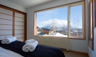 Seizan Bedroom | Middle Hirafu Village, Niseko