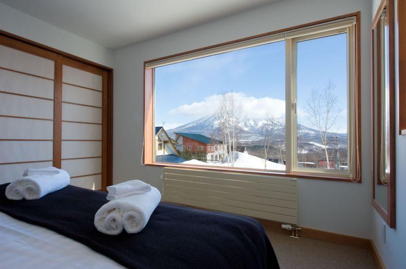 Seizan Bedroom   Middle Hirafu Village, Niseko
