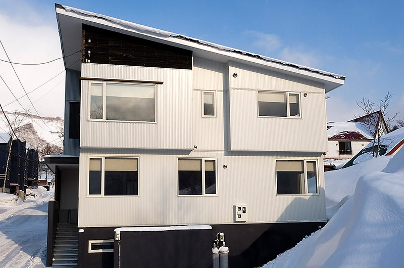 Seizan Building   Hirafu, Niseko