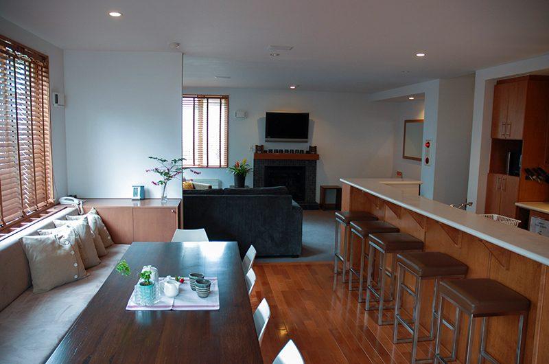 Seizan Living Room   Hirafu, Niseko