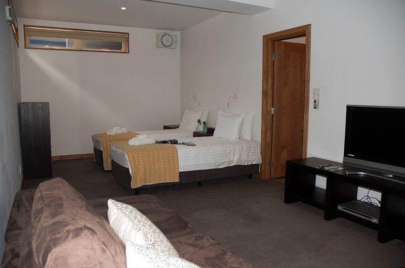 Seizan Twin Bedroom Area   Hirafu, Niseko