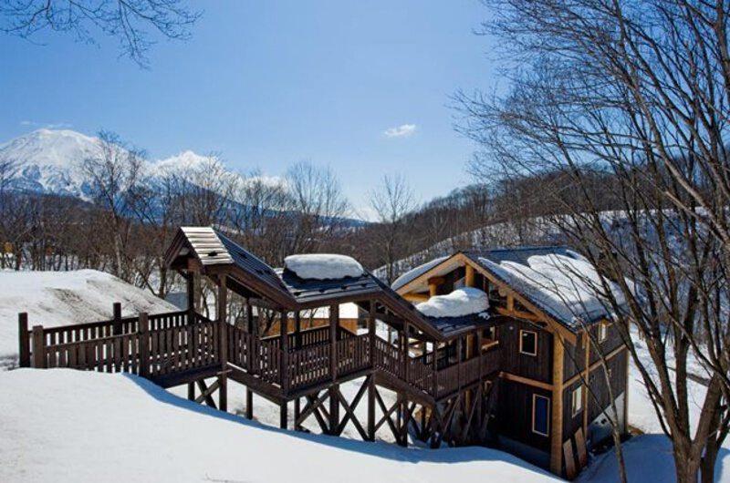 Shin Shin Outdoor View | Lower Hirafu Village, Niseko