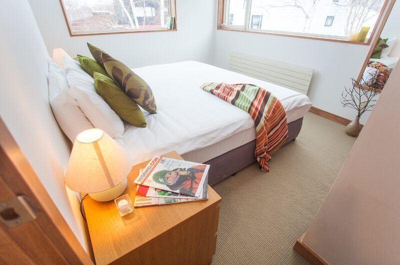 Shirokuma Chalets Bedroom | Middle Hirafu Village, Niseko