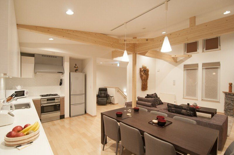 Silverfox Dining Room | Hirafu St Moritz, Niseko