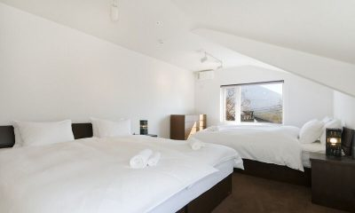 Sugarpot Bedroom | Lower Hirafu Village, Niseko