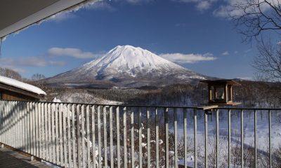Tokubetsu Mountain views | Lower Hirafu Village