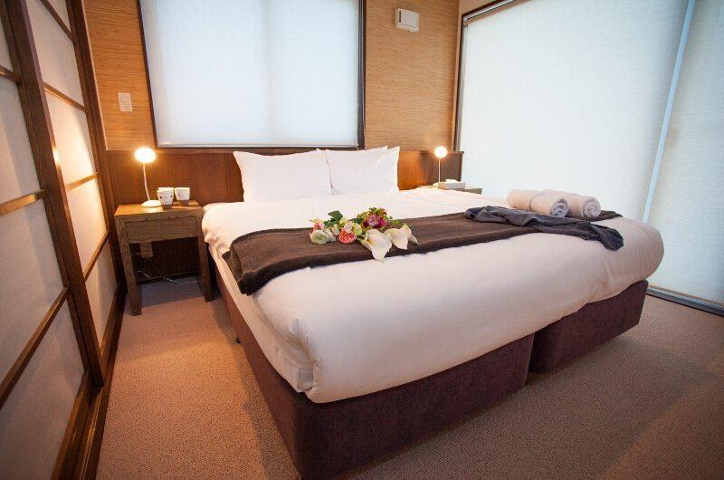 Toshokan Townhouses Bedroom One | Middle Hirafu Village, Niseko