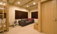 Tsubaki Media Room | Lower Hirafu Village, Niseko