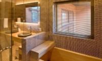 Tsubaki Bathroom | Lower Hirafu Village, Niseko