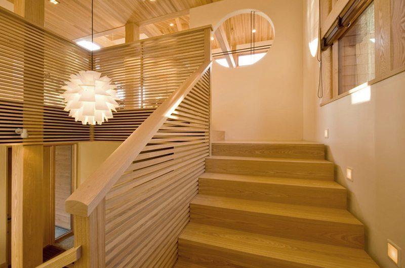 Tsubaki Staircase | Lower Hirafu Village, Niseko
