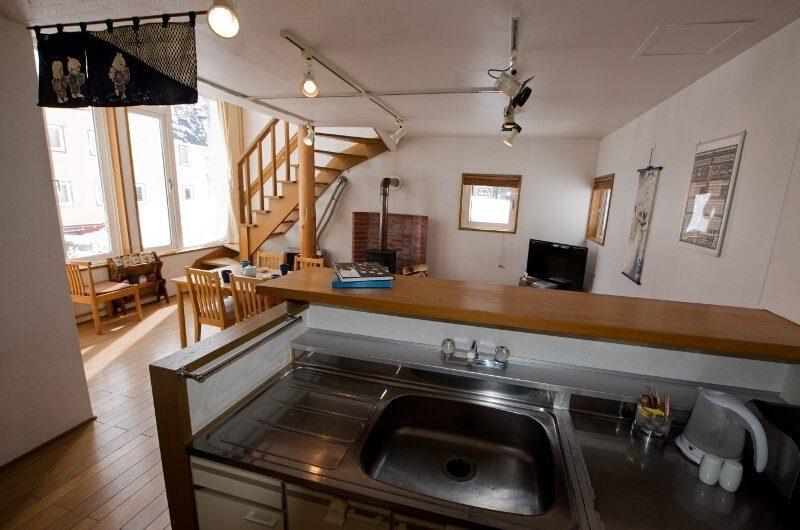 Yotei Cottage Kitchen | Lower Hirafu Village, Niseko