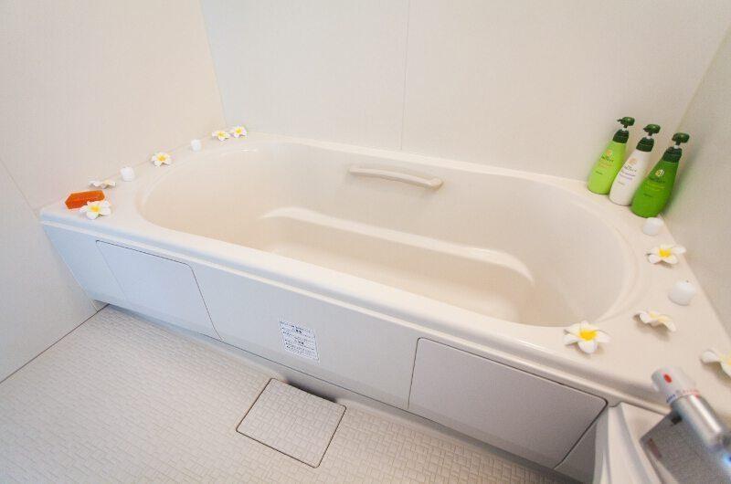 Yukisawa House Bathroom | Lower Hirafu Village, Niseko